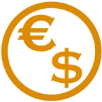 Currency Converter Calculator Euro - Dollar